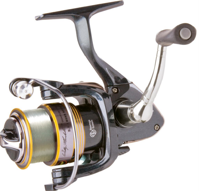 Different types of fishing reels you can use for fishing for Types of fishing line