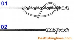 Best fishing knot