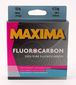 Maxima Fluorocarbon 1Shot Spoo