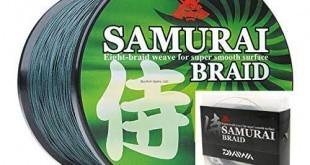 Daiwa Samurai Braided Fishing Line