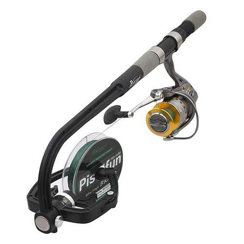 Piscifun fishing reel line spooler and fishing line winder for Best fishing line for spinning reels
