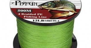 Review Of Pisfun Superpower Braided Saltwater Fishing Line