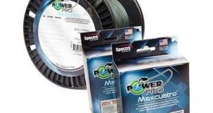 Power Pro Maxcuatro Braided Fishing Line