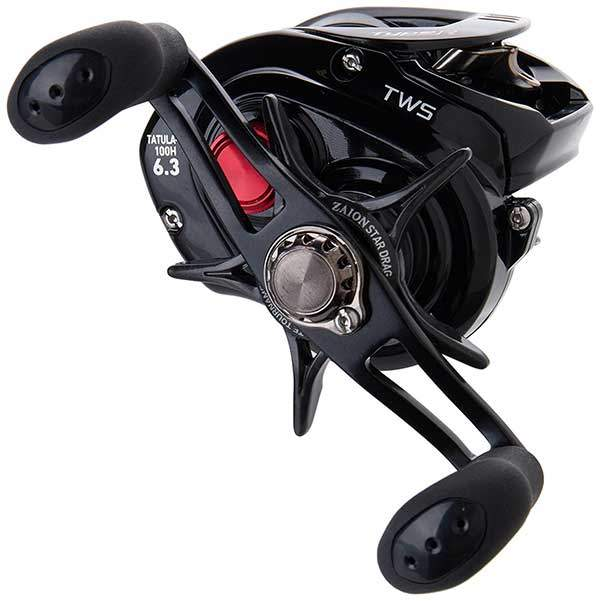 Daiwa Tatula Baitcast Fishing Reels review